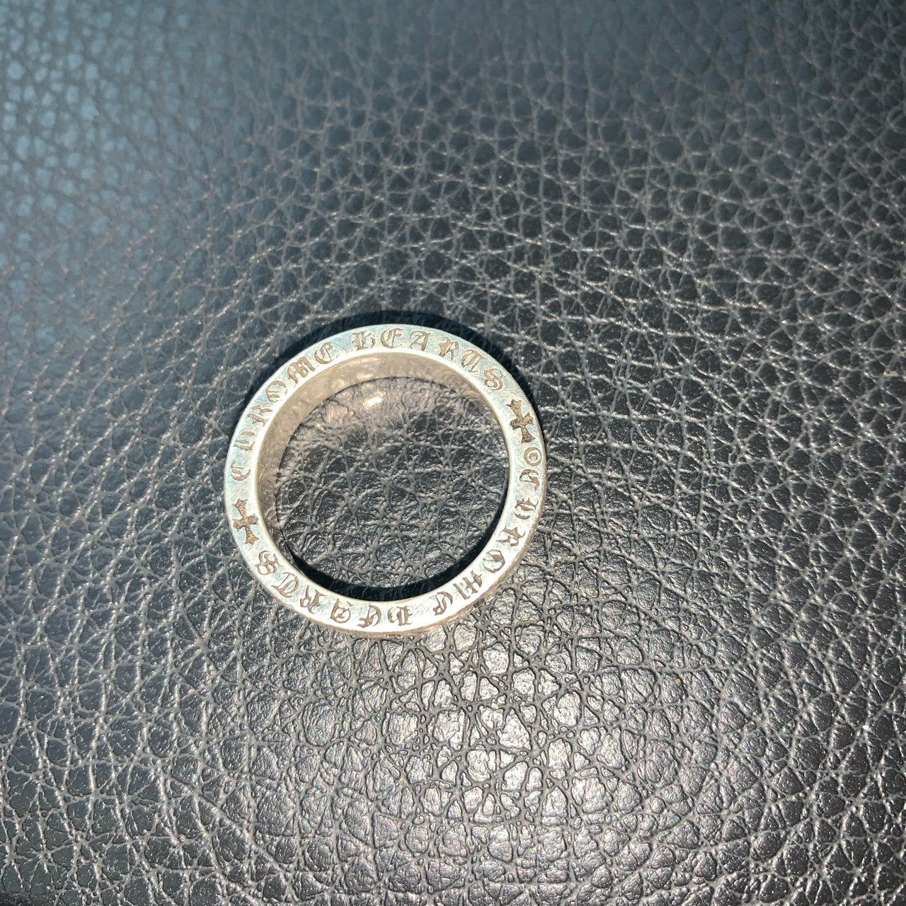Product Image 1 - Chrome Hearts Forever ring size