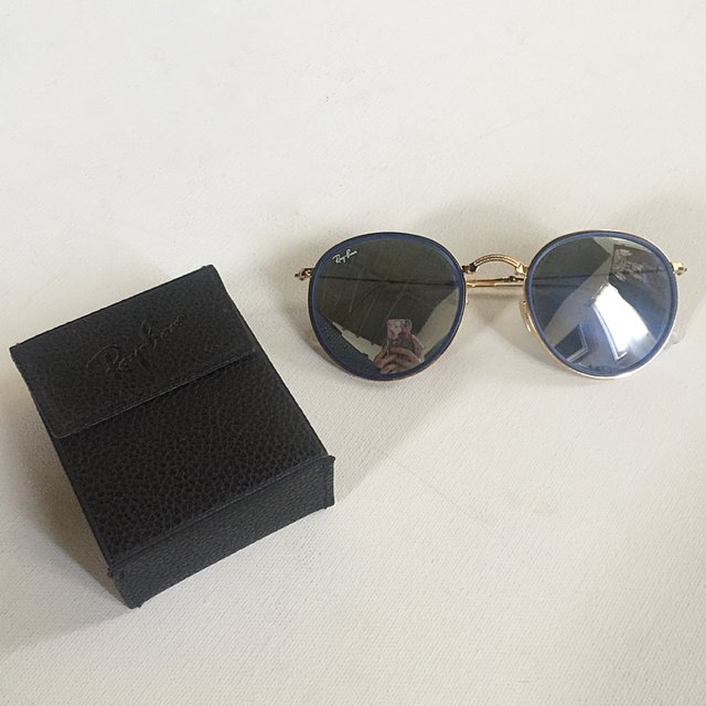 cc802a78b3bfb Ray Bans With Gold Trim « Heritage Malta