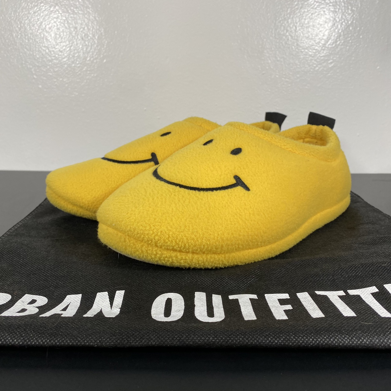 Product Image 1 - Urban Outfitters🔌* Slippers🔥* Embroidered* Smiley🙂*