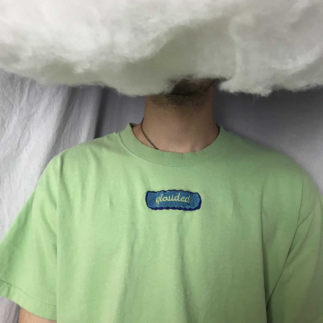 Product Image 1 - Green t-shirt with a soft
