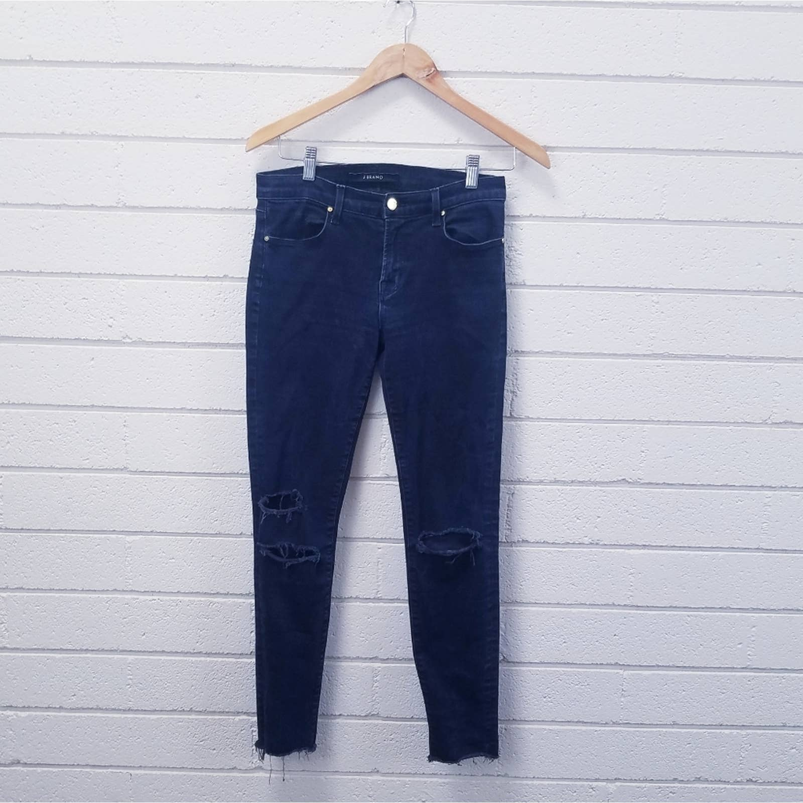 Product Image 1 - J Brand Blue Mercy Cropped