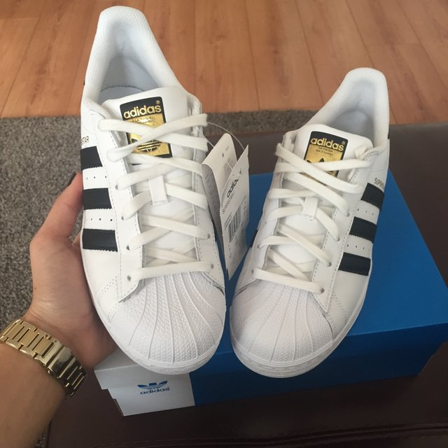 adidas superstars 39 1/3