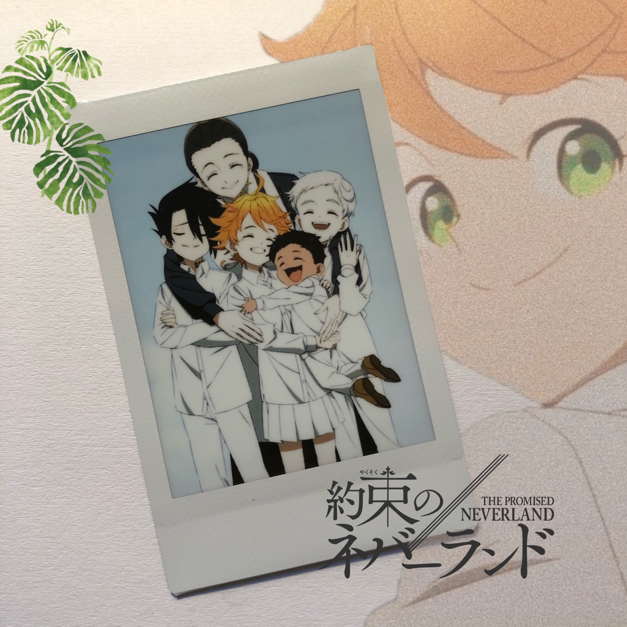 Product Image 1 - The Promised Neverland Group Instax