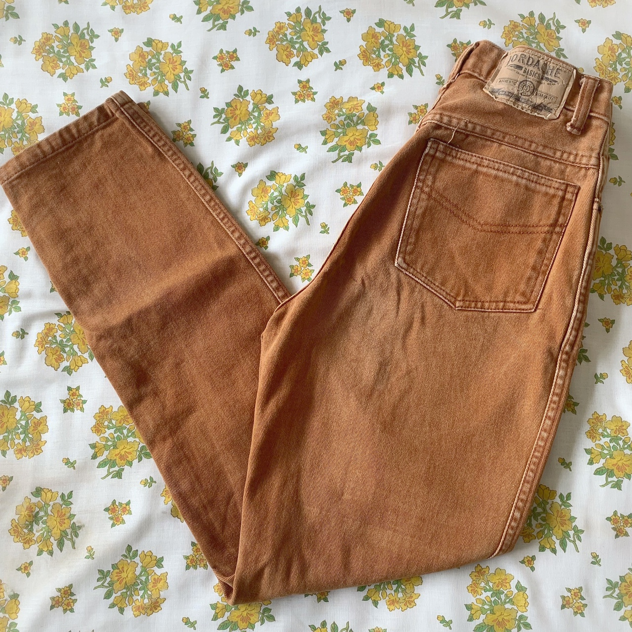 Product Image 1 - vintage caramel brown high waisted