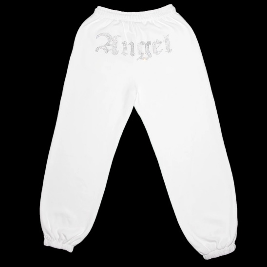 """Product Image 1 - NAMED COLLECTIVE BEDAZZLED """"ANGEL"""" SWEATS such"""