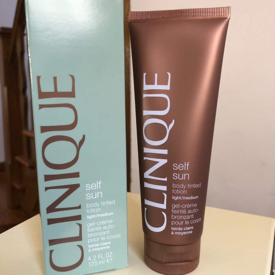 Product Image 1 - Clinique self sun body tinted