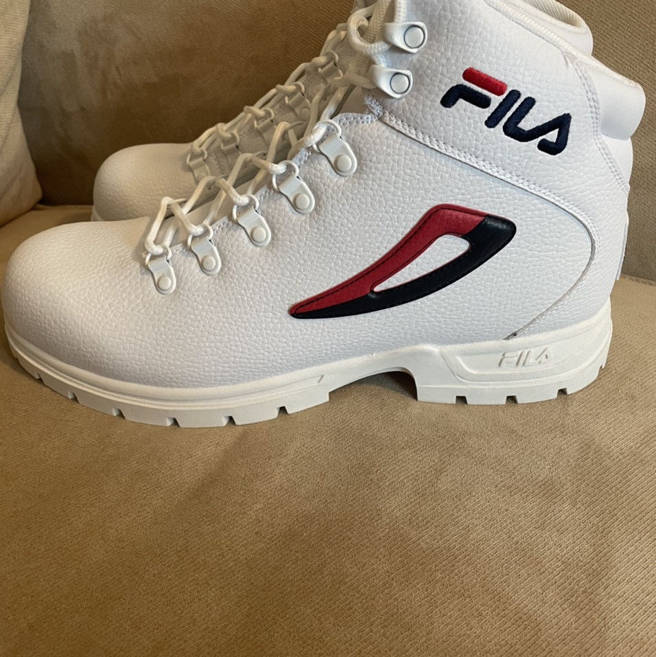 Product Image 1 - FILA USA Diviner Hiking Boots