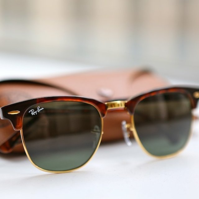ray ban clubmaster misure