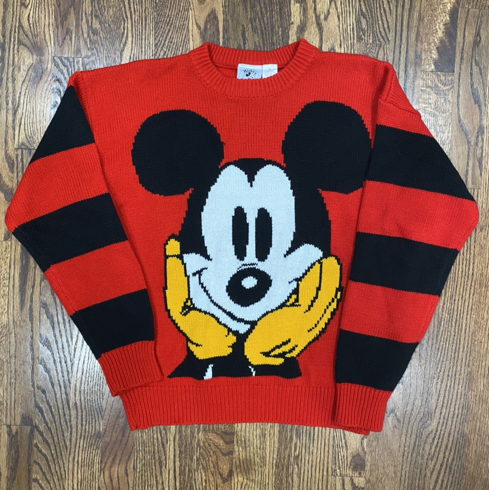 Product Image 1 - True Vintage Mickey Mouse Sweater