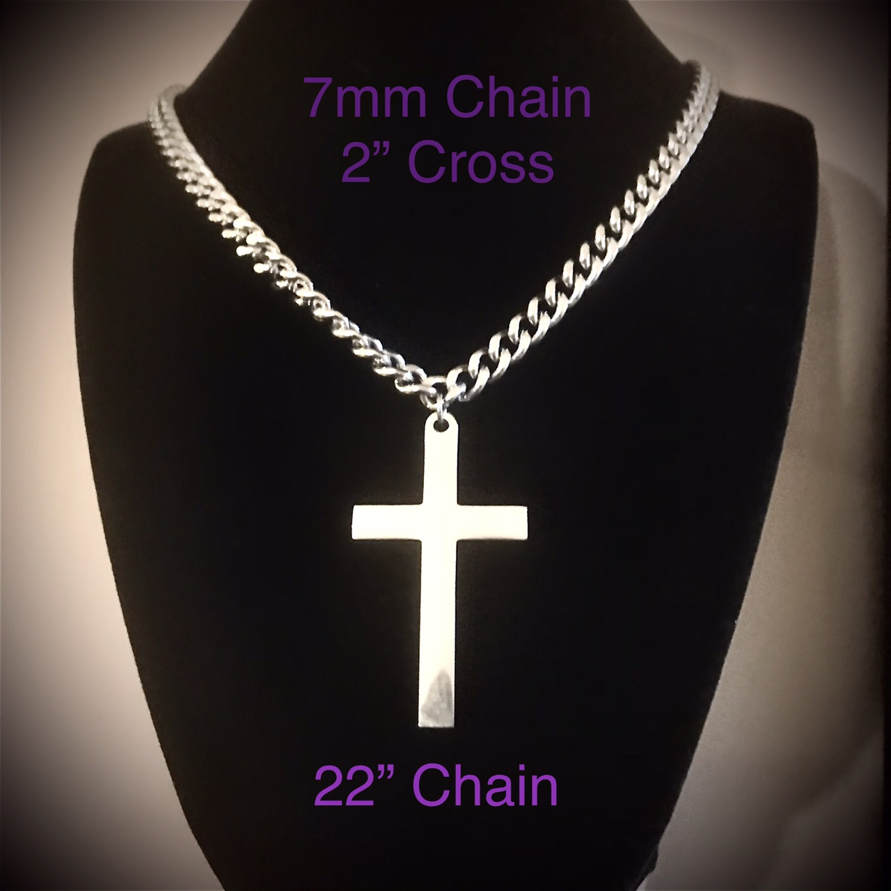 Product Image 1 - Christian Cross Necklace Cross necklace Marine