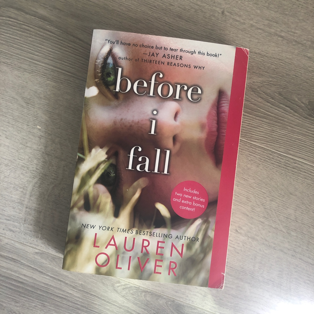 Product Image 1 - Before I Fall paperback by