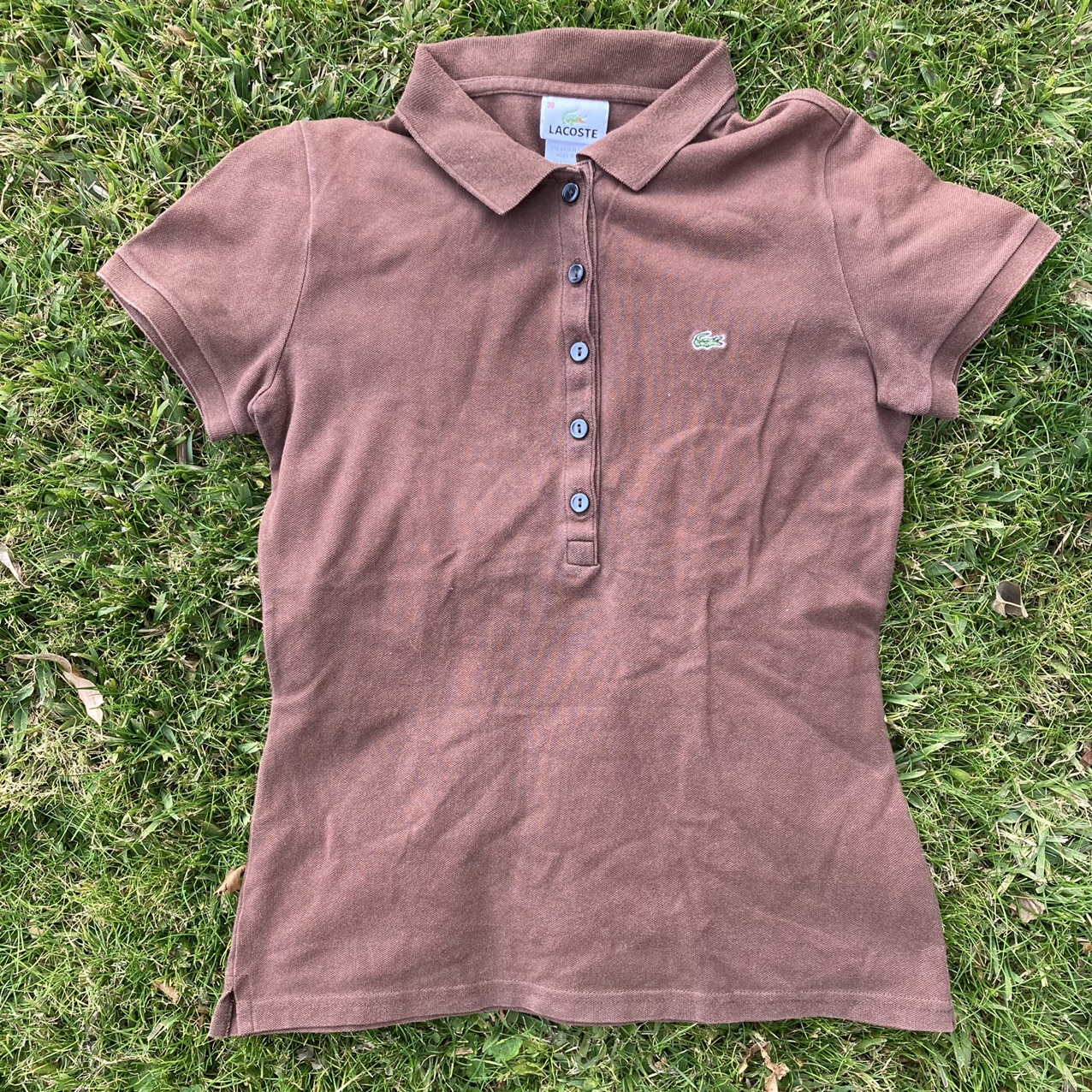 Product Image 1 - 🐊 LACOSTE BRAND DEEP BROWN