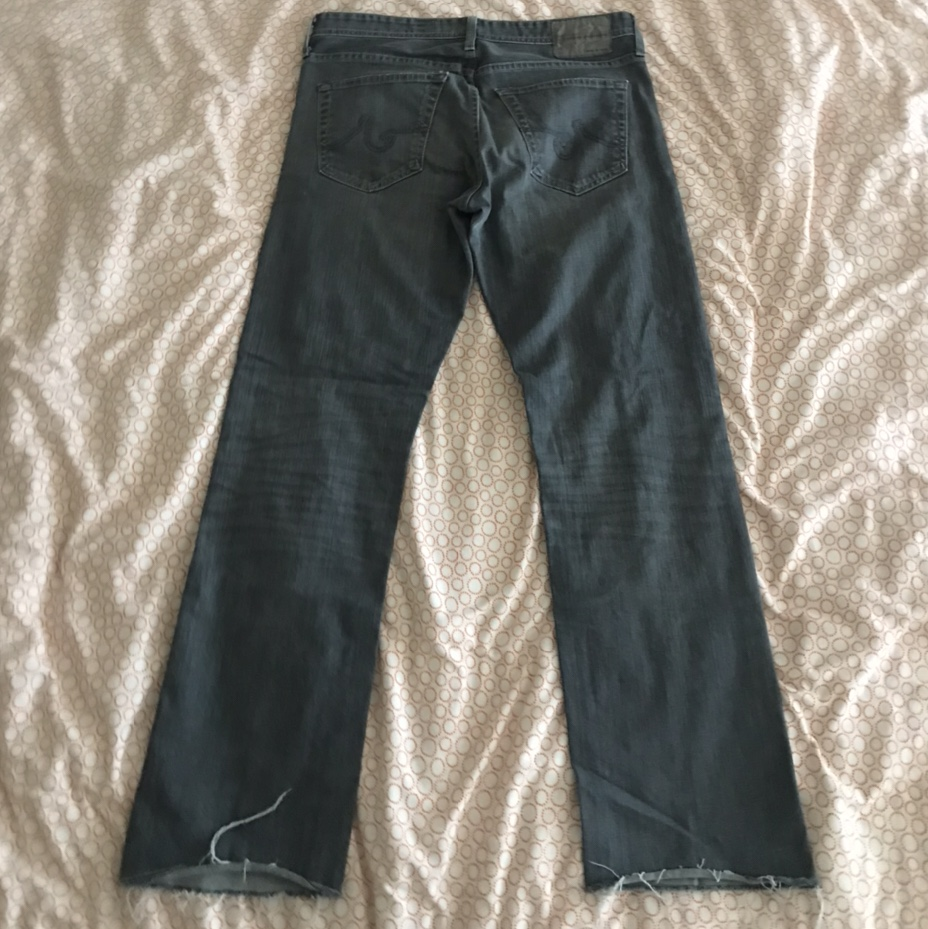 Product Image 1 - low waisted grey straight leg