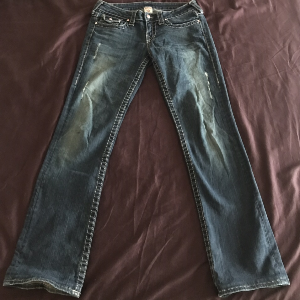Product Image 1 - y2k low rise true religion