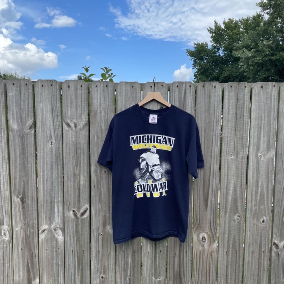 Product Image 1 - Michigan Wolverines Cold War 2001