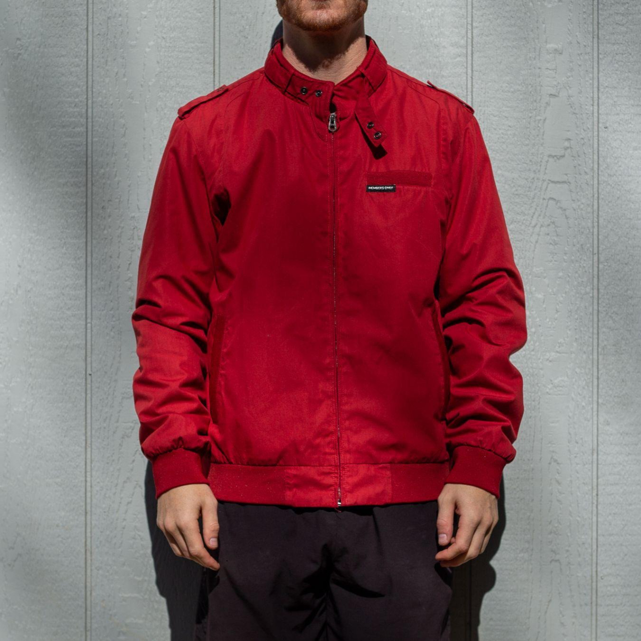 Product Image 1 - Members Only Racer Jacket L  $6