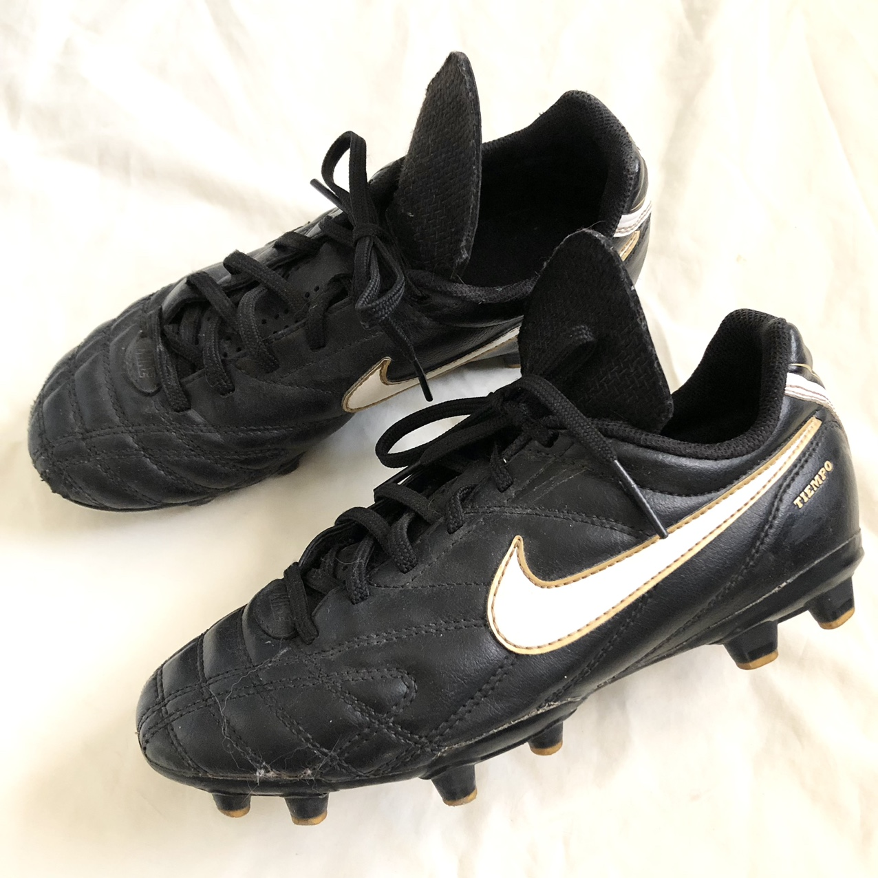 Product Image 1 - nike tiempo soccer cleat shoes