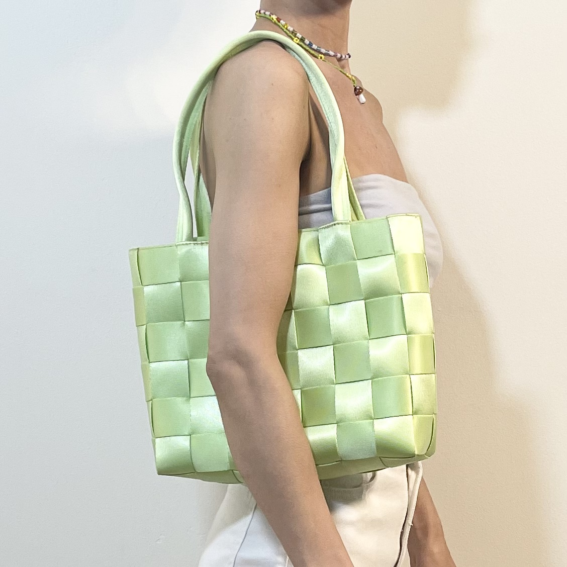 Product Image 1 - Cute Woven Green Shoulder /