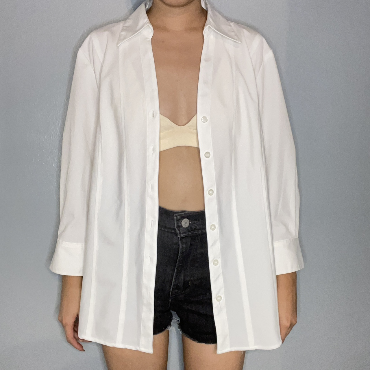 Product Image 1 - White Button Down  Cute to