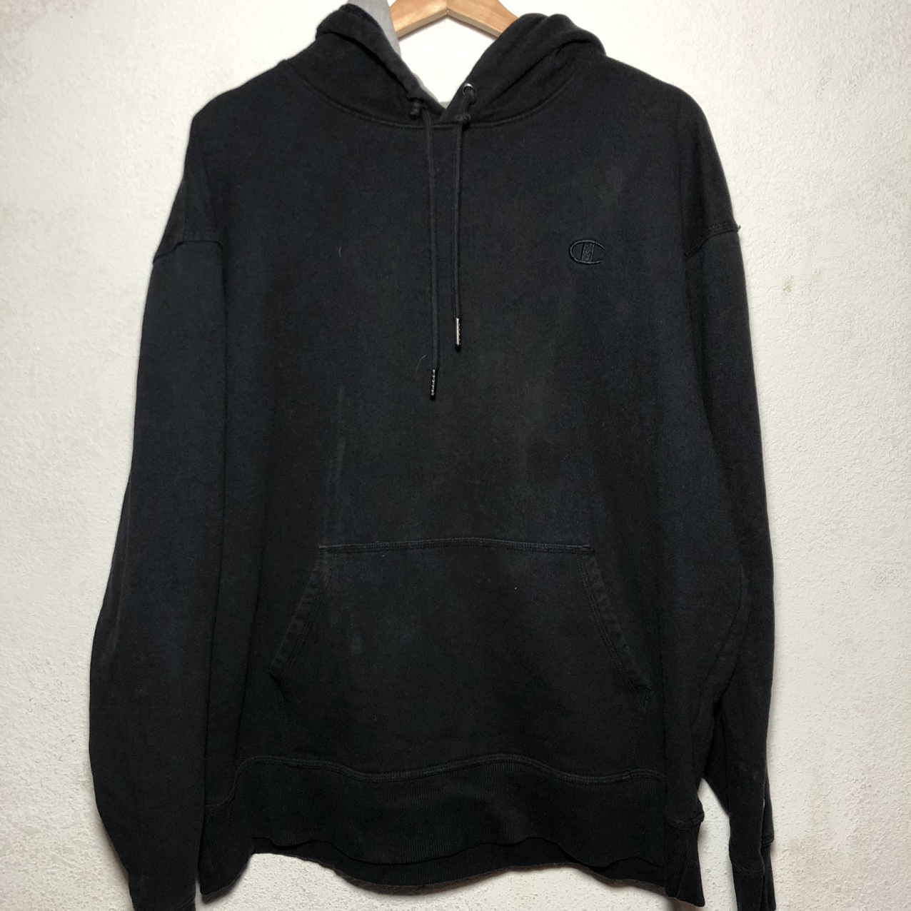 Product Image 1 - Vintage Champion hoodie Condition: Preowned Dm for