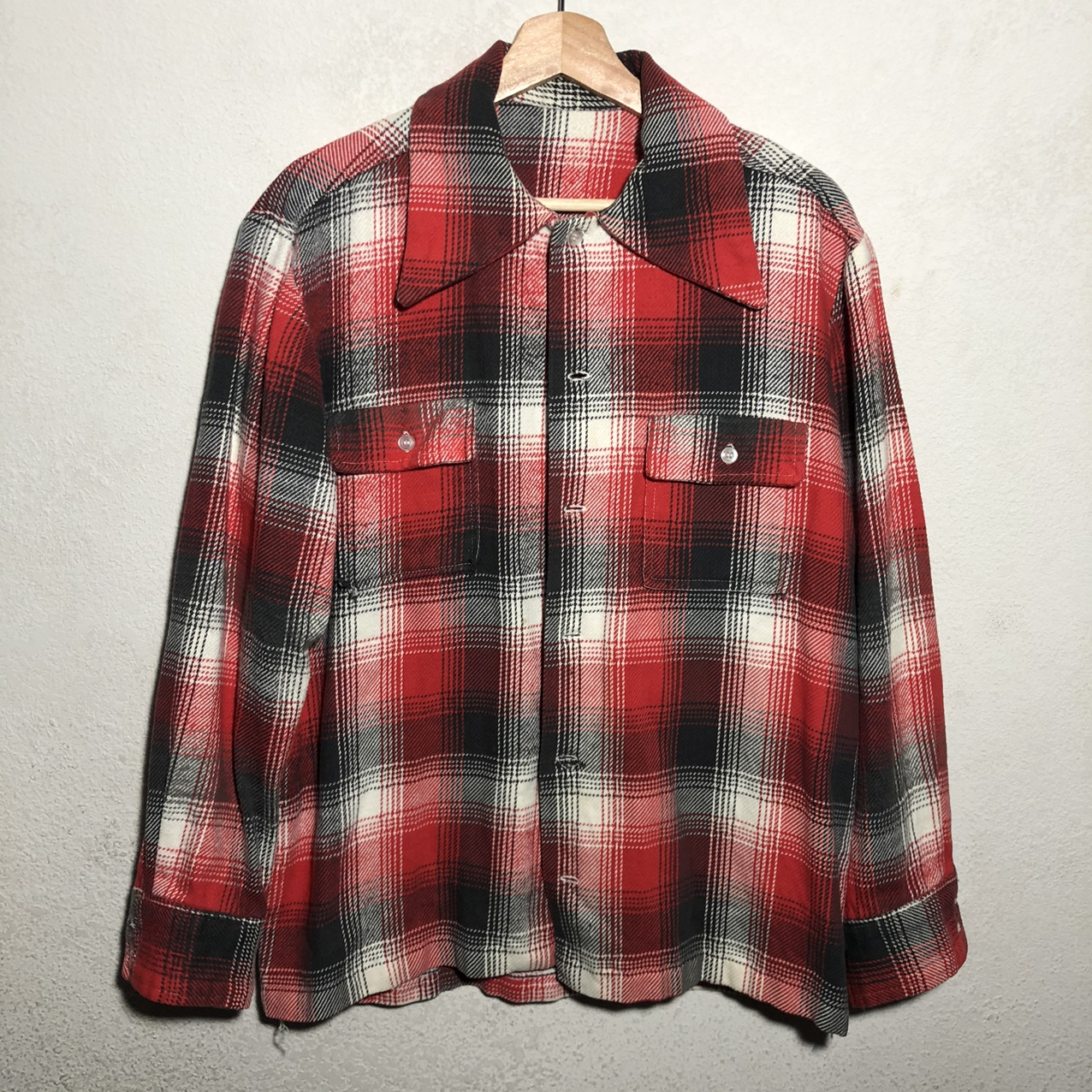 Product Image 1 - Vintage Flannel Condition: Preowned (Little thrashed