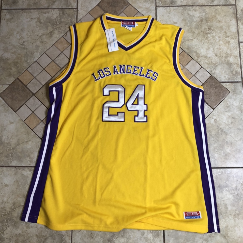 Product Image 1 - EB Sports Los Angeles number