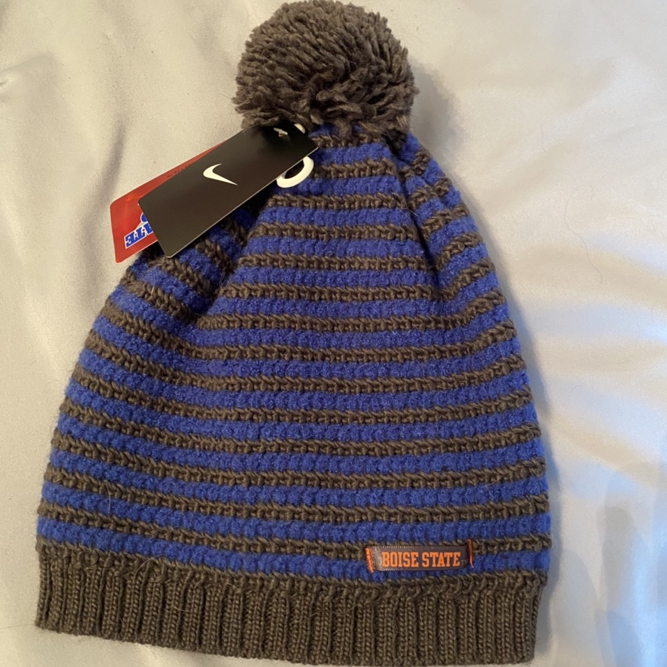 Product Image 1 - boise state beanie NEVER WORN