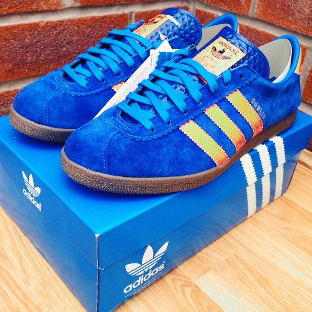 Propuesta alternativa Cincuenta calentar  adidas dublin trainers for sale | Adidou