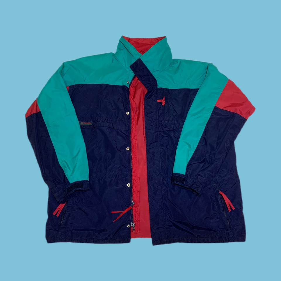 Product Image 1 - Vintage Y2K Colorful Columbia Sportswear