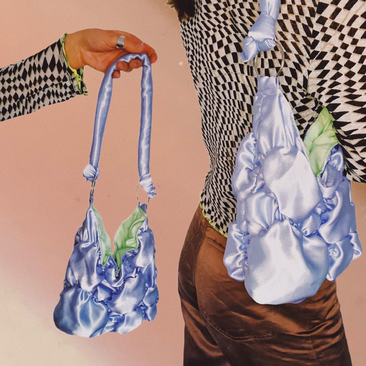 Product Image 1 - OYSTER COLLECTION 💫  The Bubble Bag Lilac