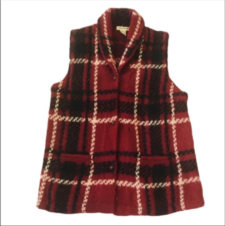 Product Image 1 - This super cute wool plaid