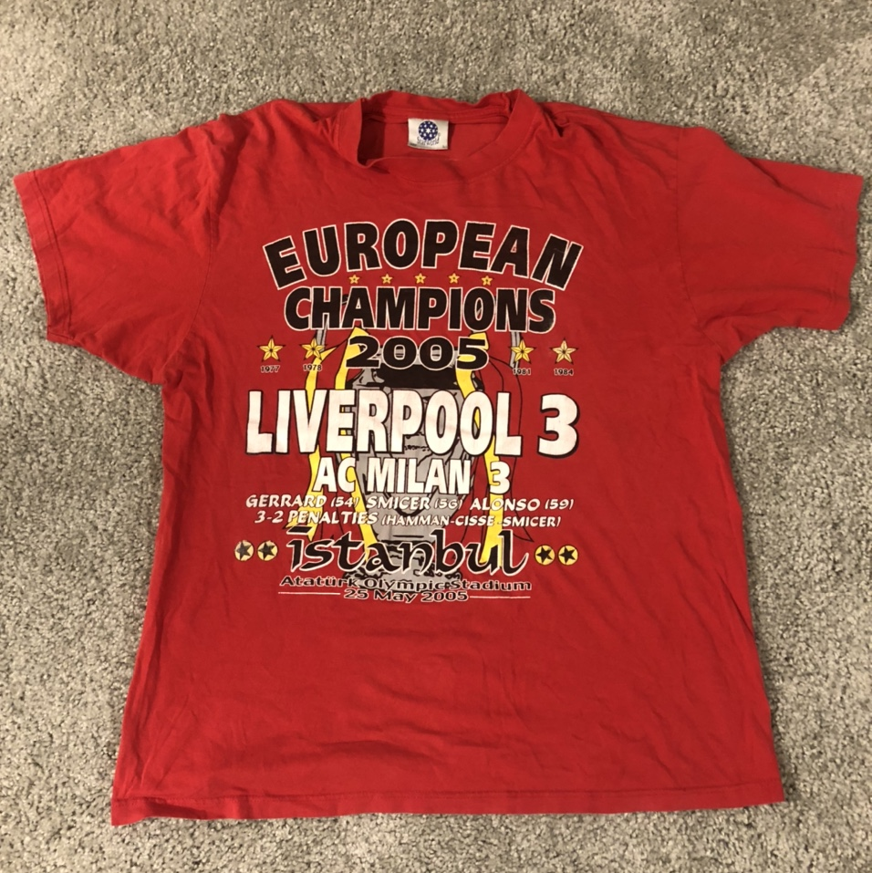 Product Image 1 - VINTAGE LIVERPOOL SHIRT  Size: fits like