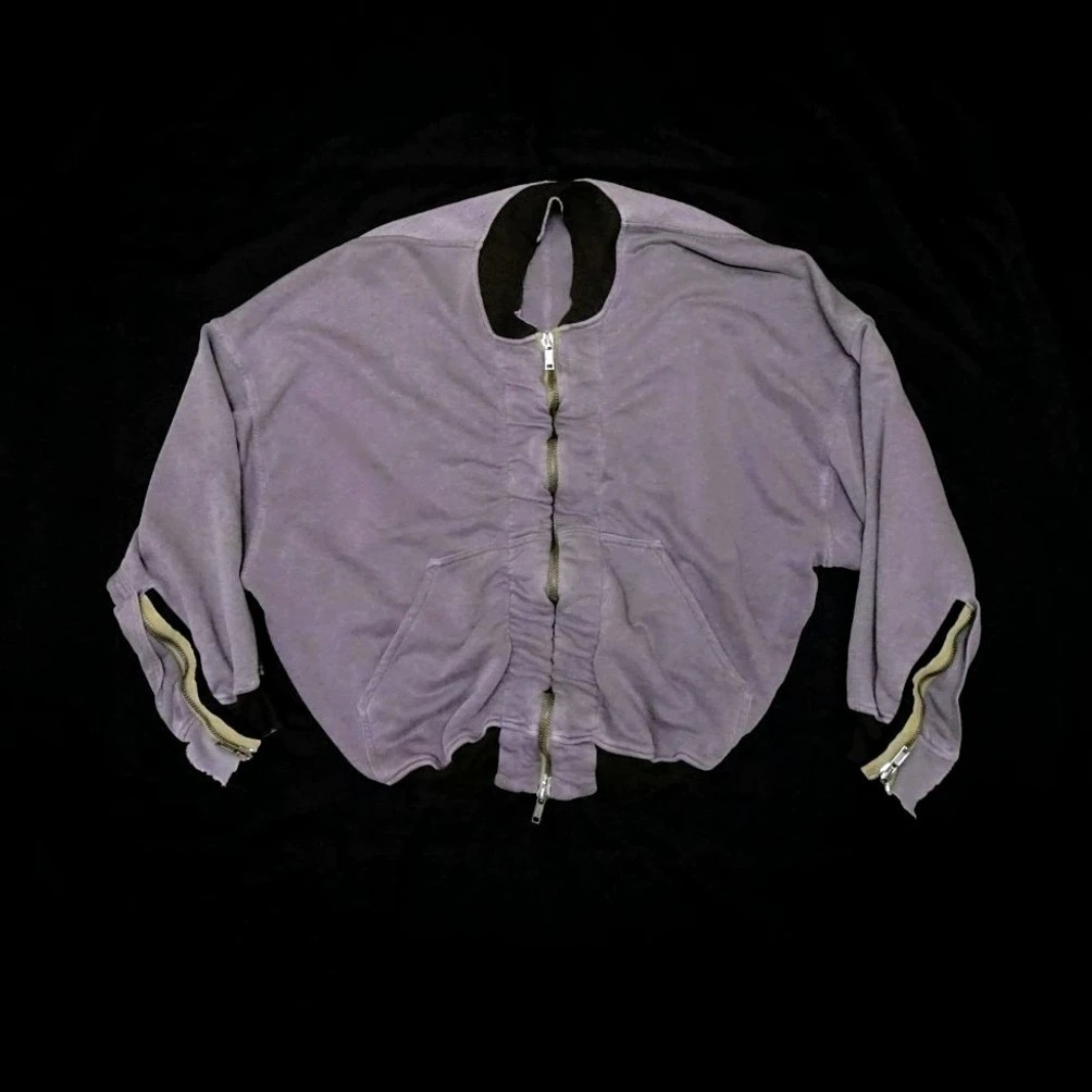 Product Image 1 - Haider Ackermann Muscaria Bomber Lilac/purple color Wide