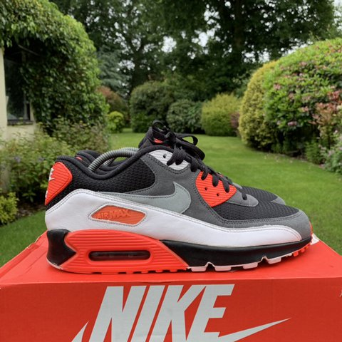 Nike Air Max 90 Reverse Infrared 2015 Purchased Depop