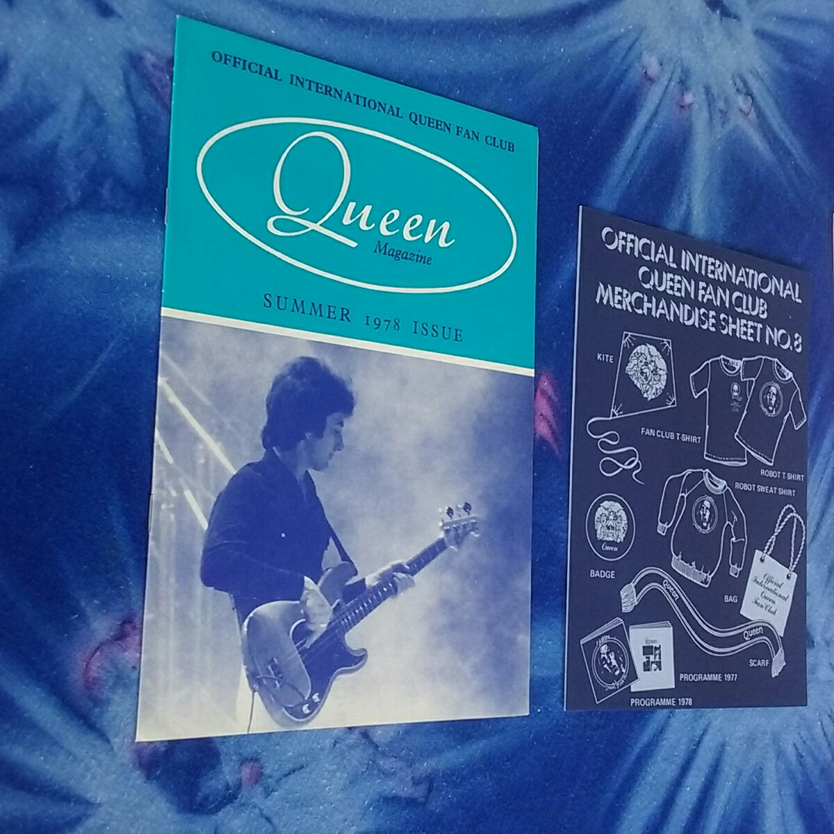 Product Image 1 - ☆ 1978 Queen Official International