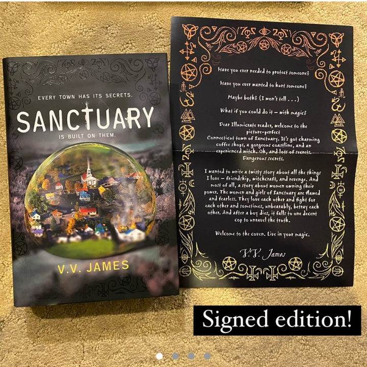 Product Image 1 - Illumicrate Exclusive edition of Sanctuary