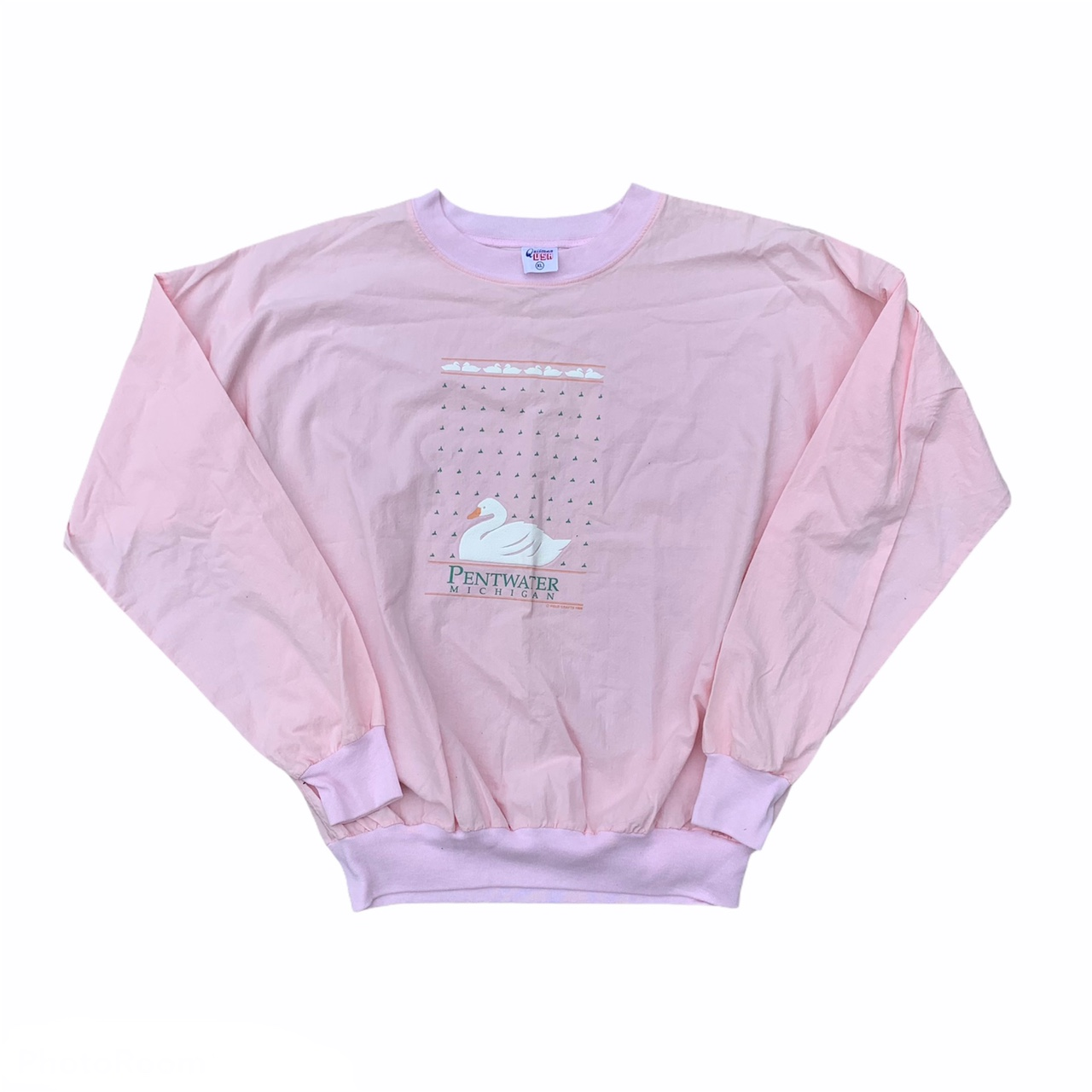 Product Image 1 - Vintage 90s light pink sweater