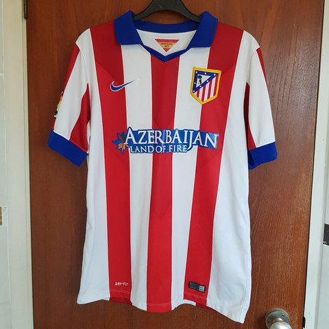 bb4cb3c17 @dlster. in 15 hours. Buckinghamshire, United Kingdom. Authentic Nike  Atletico Madrid home football shirt 2014-15.