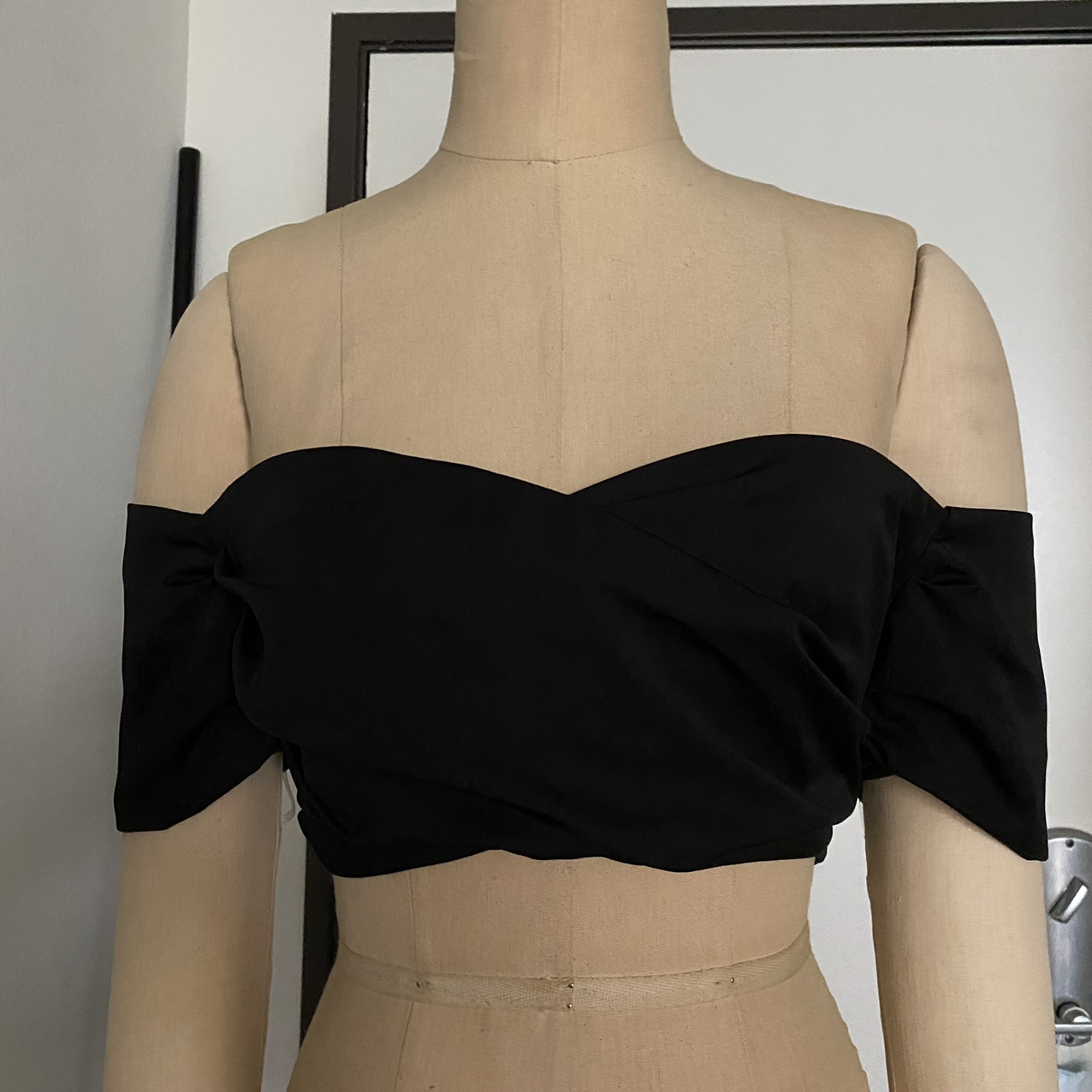 """Product Image 1 - HOUSE OF CB """"EVITA"""" TOP Size"""
