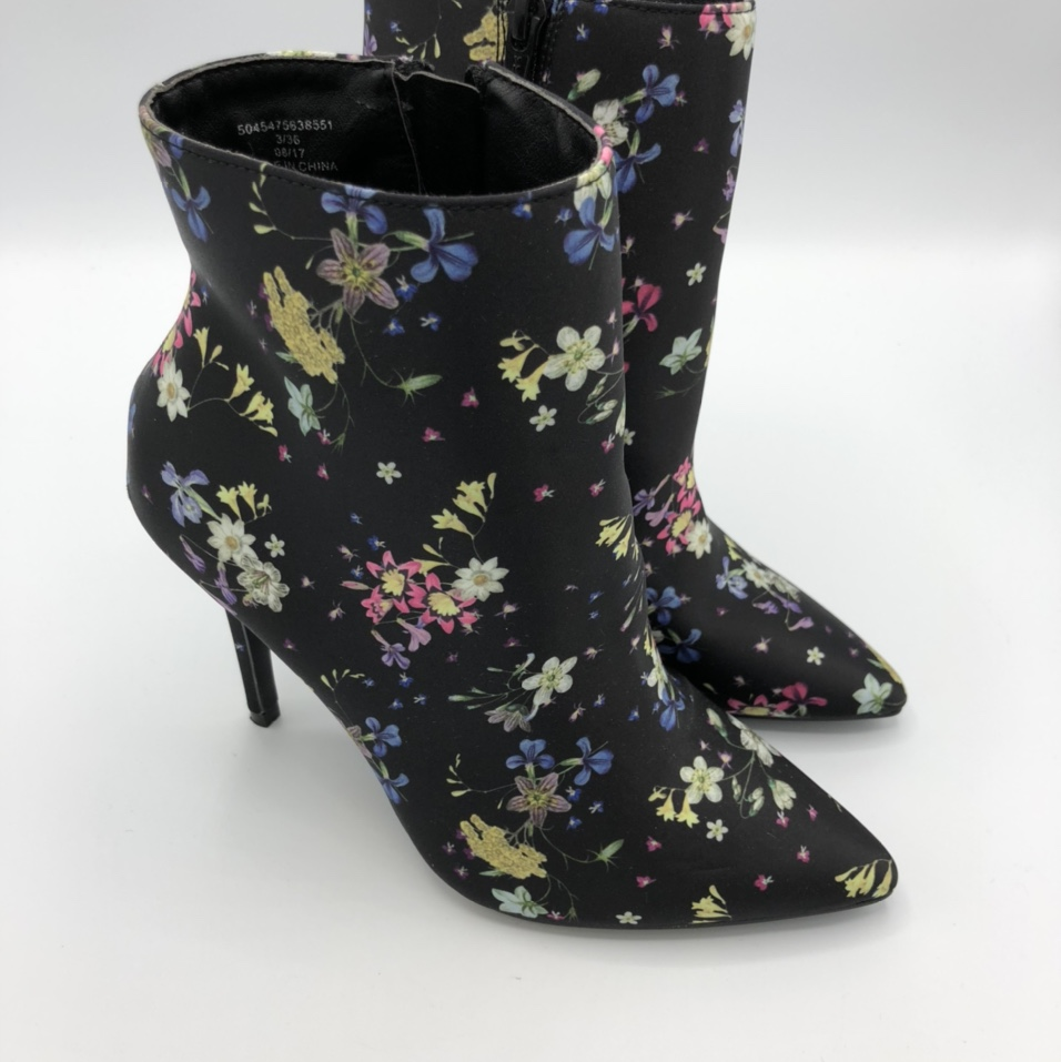 Product Image 1 - Floral Faith ankle boots in