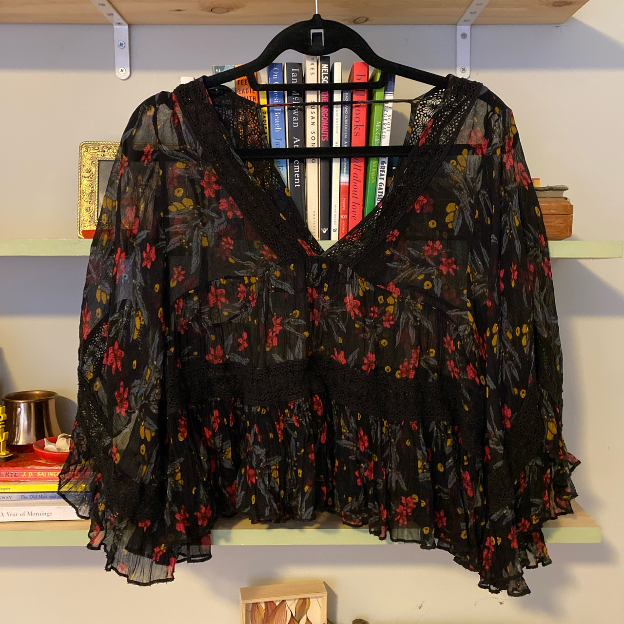 Product Image 1 - free people flowery boho floral