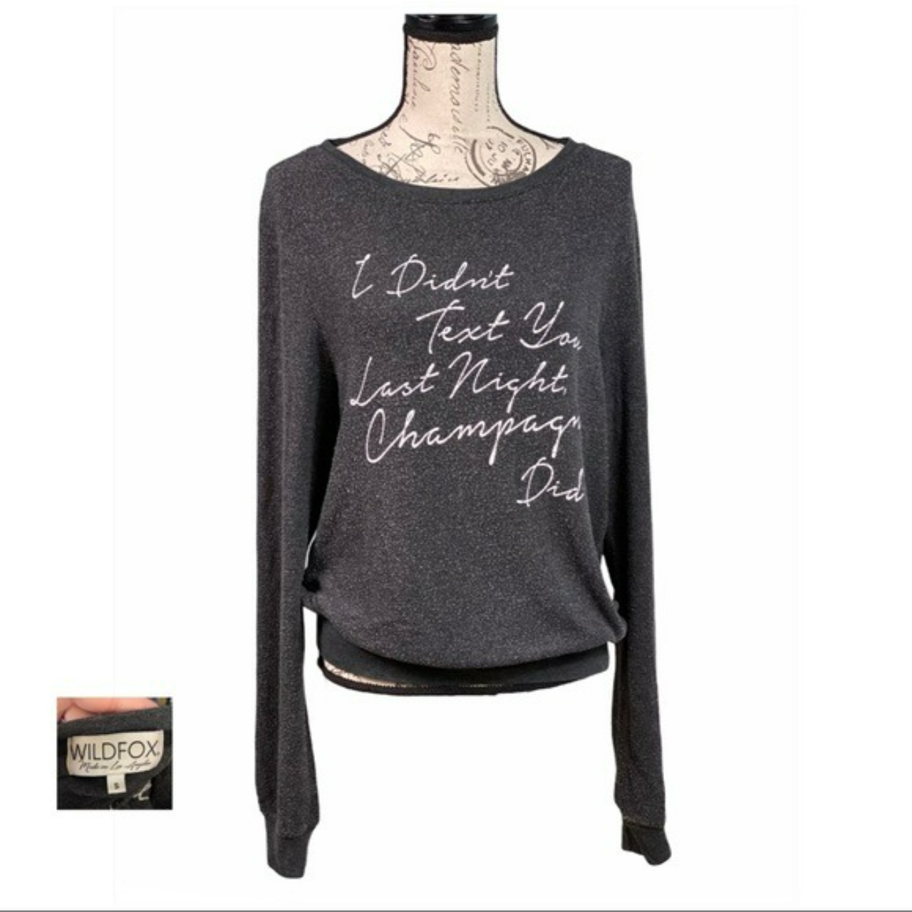 Product Image 1 - Comfortable and soft, this Wildfox
