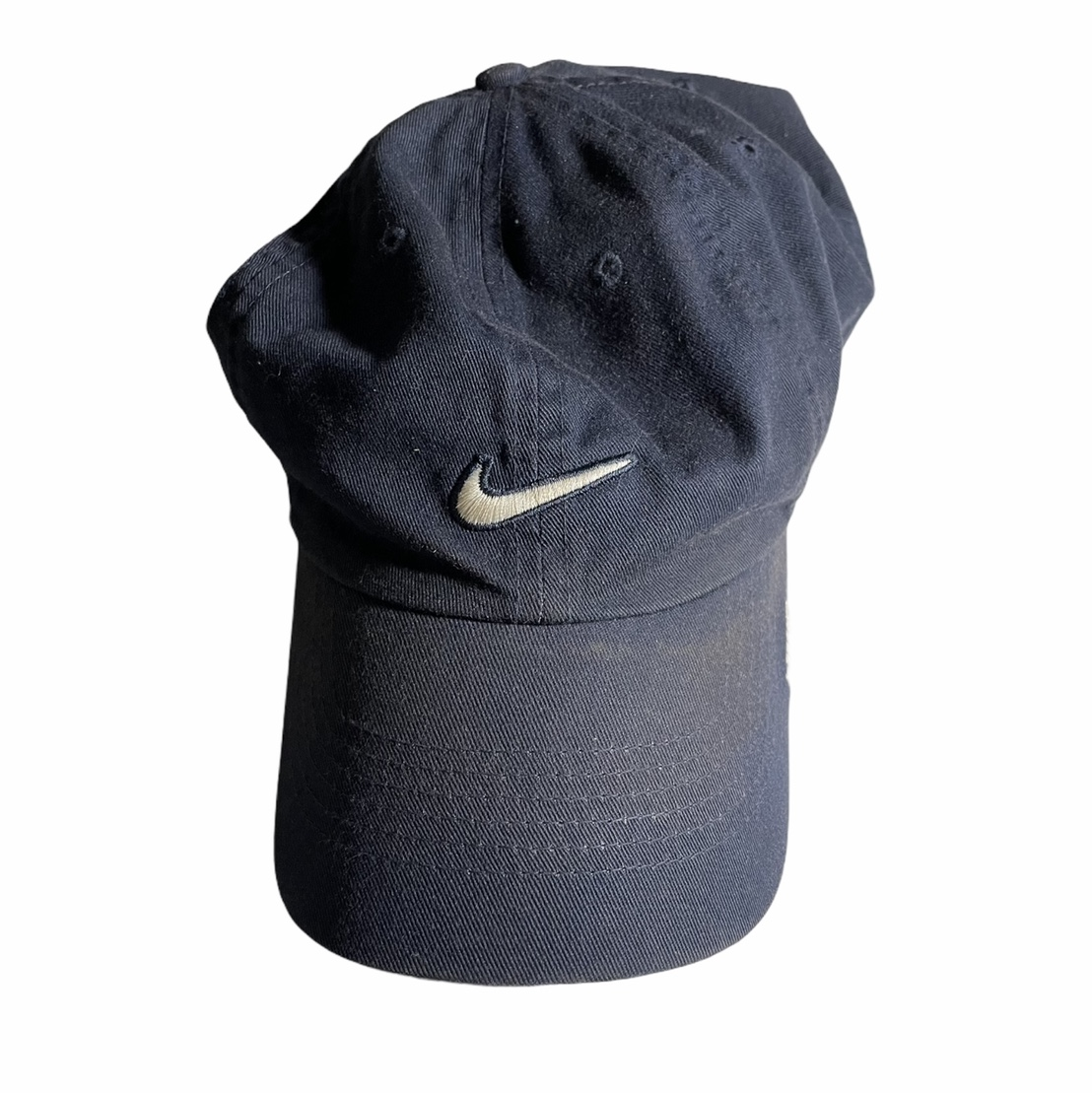 """Product Image 1 - Vintage Navy Nike """"dad cap""""  Thrifted"""