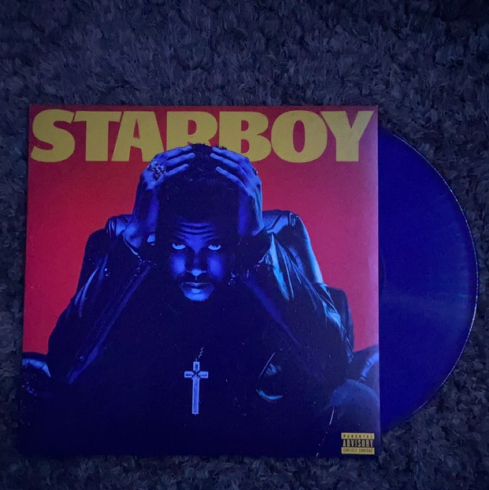 Product Image 1 - The Weeknd - Starboy Vinyl Target