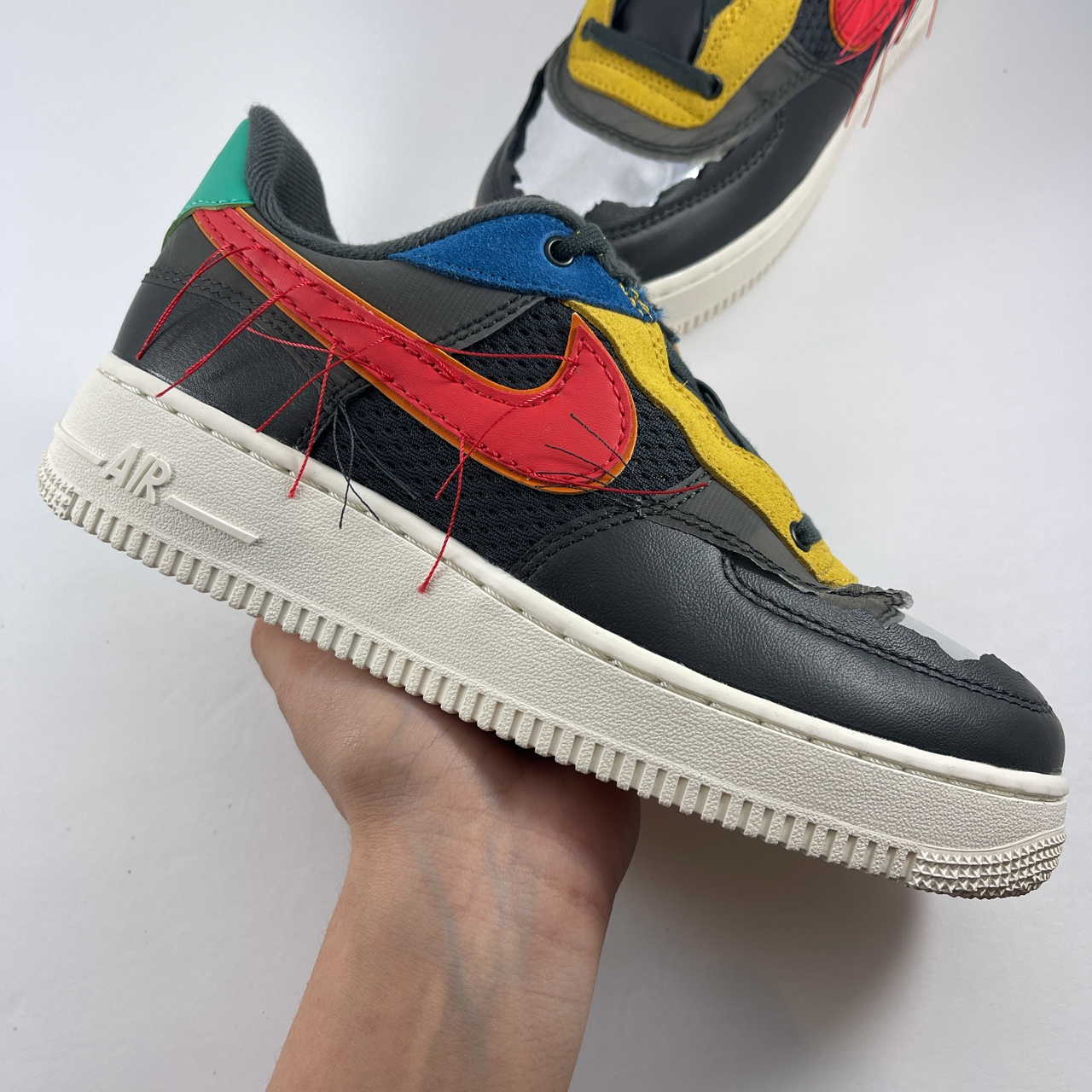 Product Image 1 - Nike Air Force 1   Colorful
