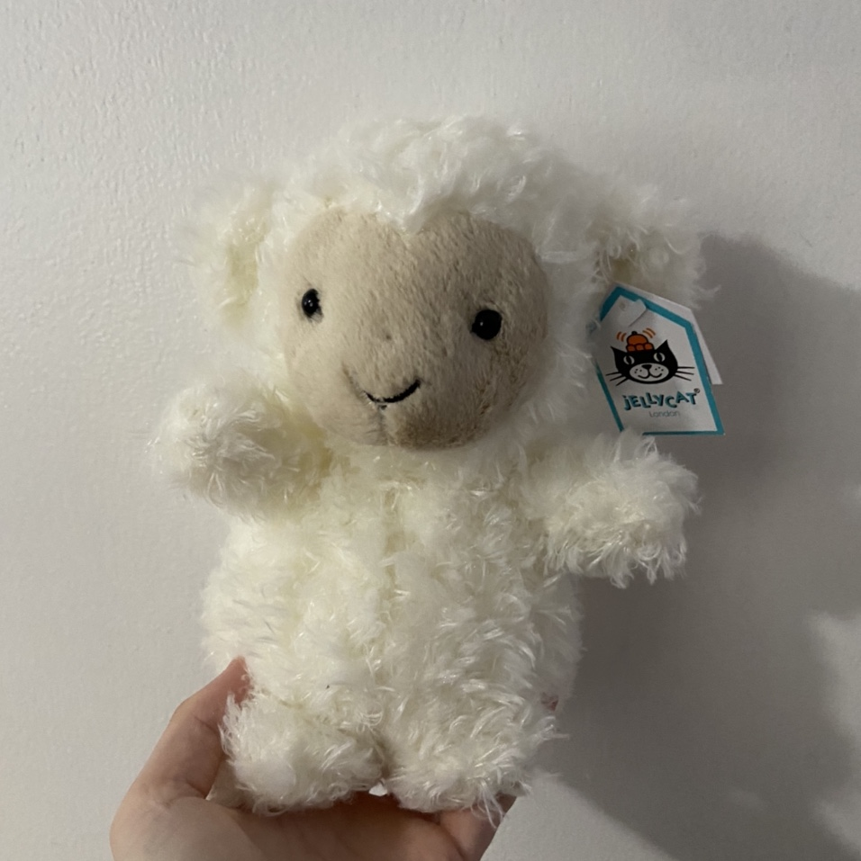Product Image 1 - Jellycat Little Lamb New with tags.