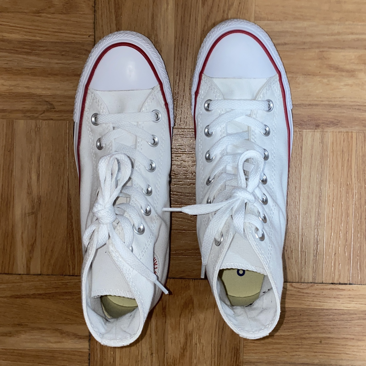 Product Image 1 - *On Hold* White Converse High