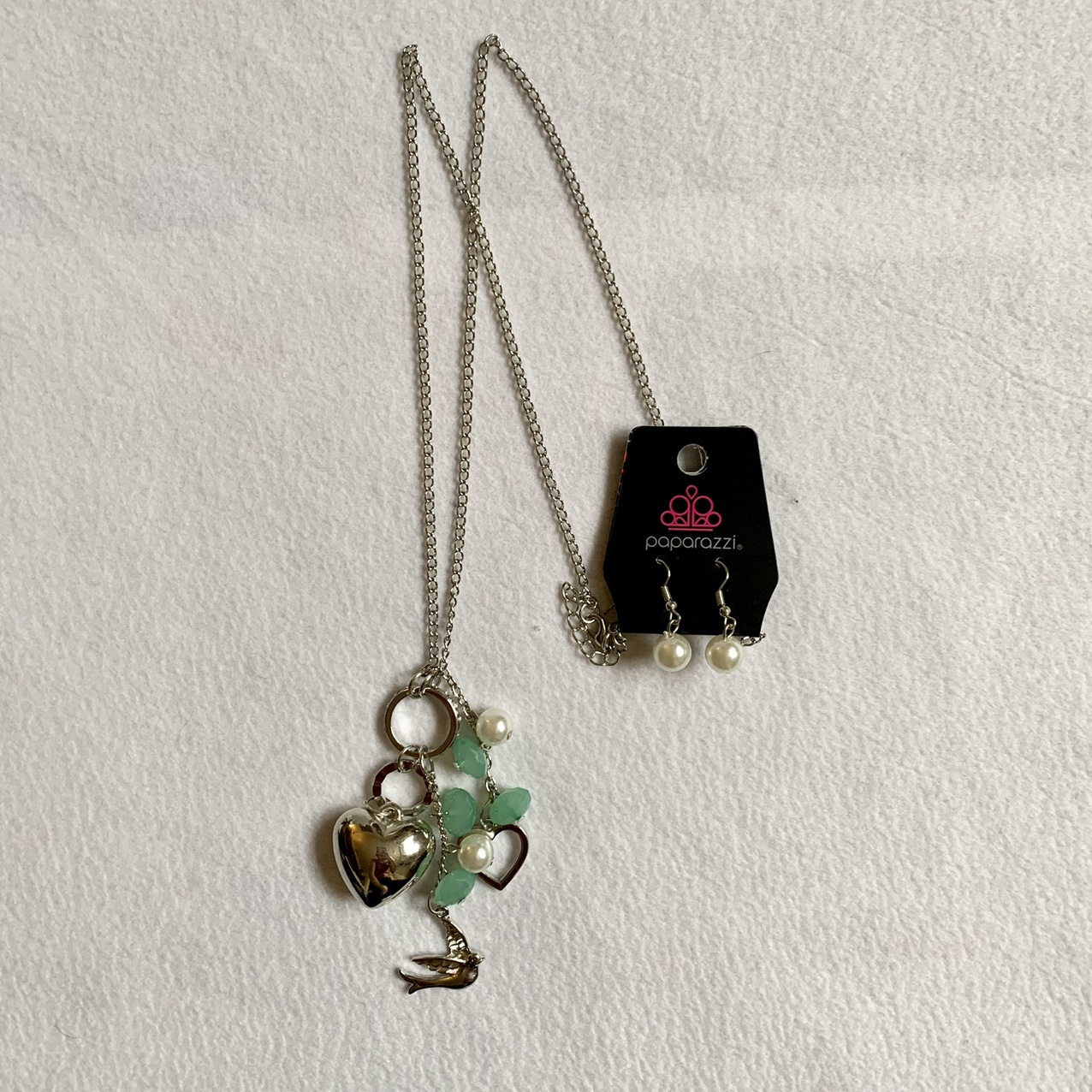 Product Image 1 - Brand new necklace and keychain