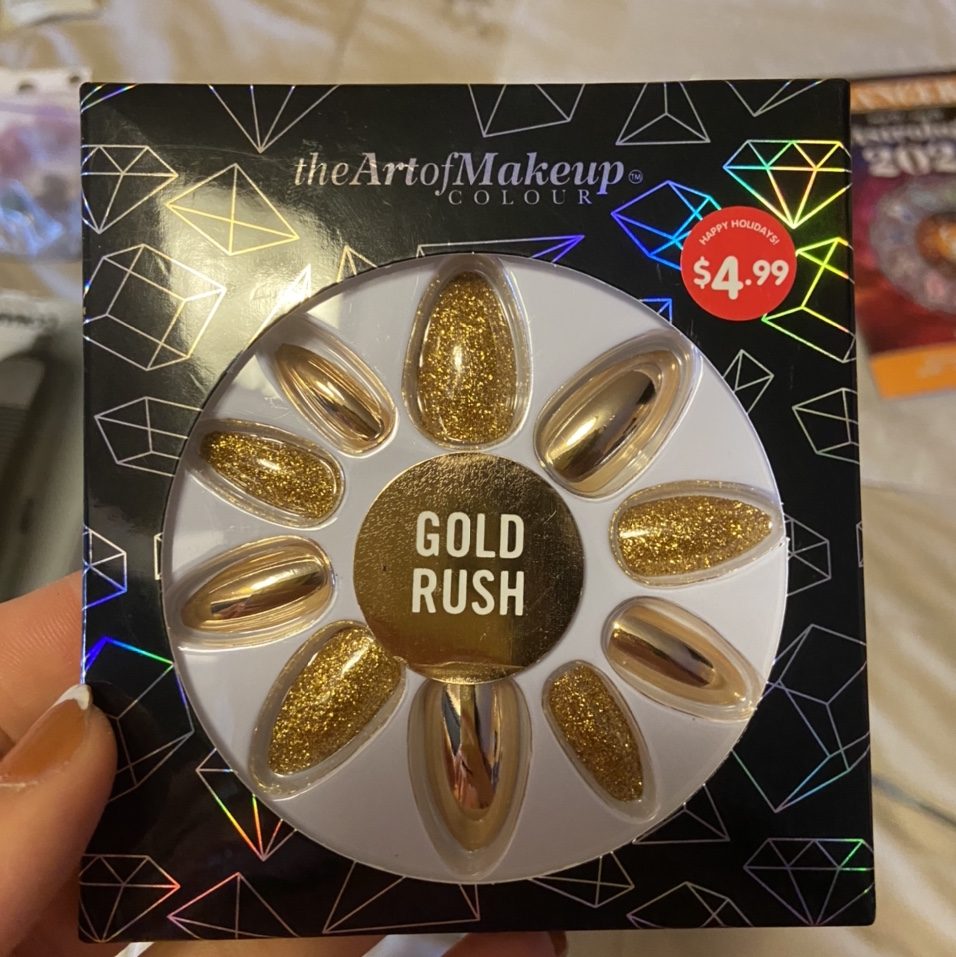 Product Image 1 - BUNDLE TO SAVE Gold sparkle