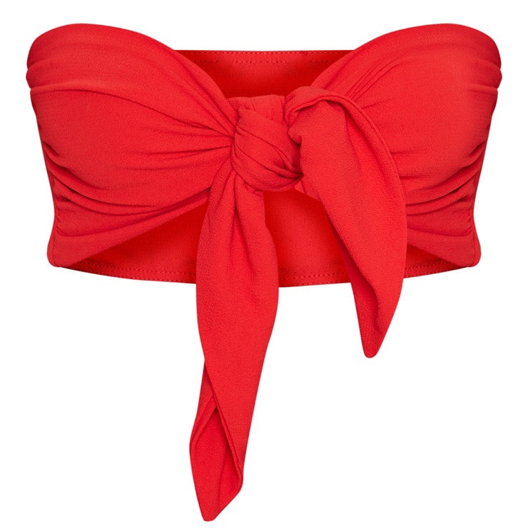 Product Image 1 - Pretty little thing red crepe